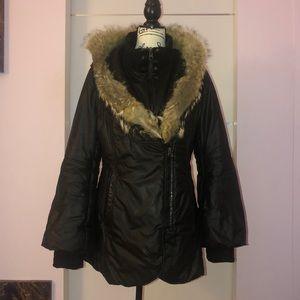Mackage short down coat